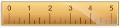 Unit Size Ruler